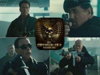 Primul trailer oficial pentru The Expendables 2.  Dupa 28 de ani Arnold anunta din nou: I m Back