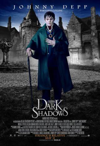 Dark Shadows: Johnny Depp, in umbra lui Nosferatu