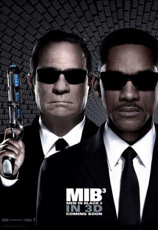 Men in Black 3: barbatii in negru revitalizati de 3D