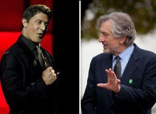 Rocky Balboa Vs. Raging Bull. De Niro boxeaza cu Stallone intr-o comedie despre universul boxului profesionist