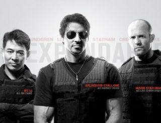 The big guns are back. Cel mai tare film de actiune al verii: adrenalina, testosteron si explozii, in noul trailer de la The Expendables 2