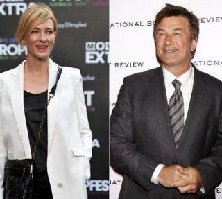 Alec Baldwin si Cate Blanchett, starurile noului film regizat de Woody Allen