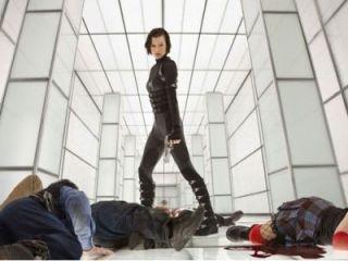 Milla Jovovich, singura speranta a omenirii. Noile imagini din Resident Evil: Retribution i-au cucerit pe fani