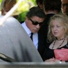 Sylvester Stallone inlacrimat de durere: bdquo;Vom simti aceasta durere toata viata. Sage a fost primul copil, centrul universului