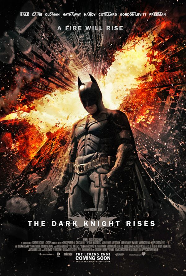 The Dark Knight Rises: final grandios pentru cea mai complexa trilogie cu super eroi creata vreodata