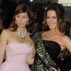 Jessica Biel si Kate Beckinsale, la premiera Total Recall:  Scenele noastre de lupta sunt pe bune, nu va imaginati filme porno!