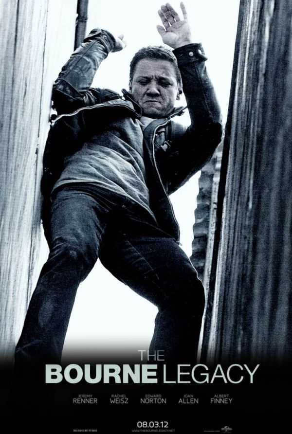 Premiere la cinema: filmul pe care niciun pasionat de actiune nu are voie sa-l rateze - The Bourne Legacy