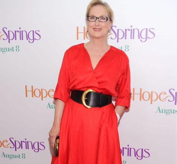 Meryl Streep a atras toate privirile la premiera filmului Hope Springs. Cum i-a eclipsat actrita de 63 de ani pe cei prezenti la eveniment