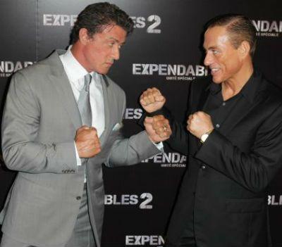 Jean-Claude Van Damme, ajuns pe lista neagra la Hollywood din cauza drogurilor: de ce ii salveaza Stallone cariera