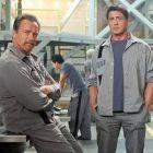 Schwarzenegger si Stallone au ajuns la inchisoare. Prima imagine cu cei doi actori in thrillerul The Tomb, inspirat de serialul Prison Break