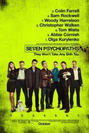 Seven Psychopaths / Sapte psihopati si un caine