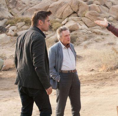 Christopher Walken si Colin Farrell sunt hoti de caini intr-o comedie neagra spumoasa: trailer pentru Seven Psychopaths
