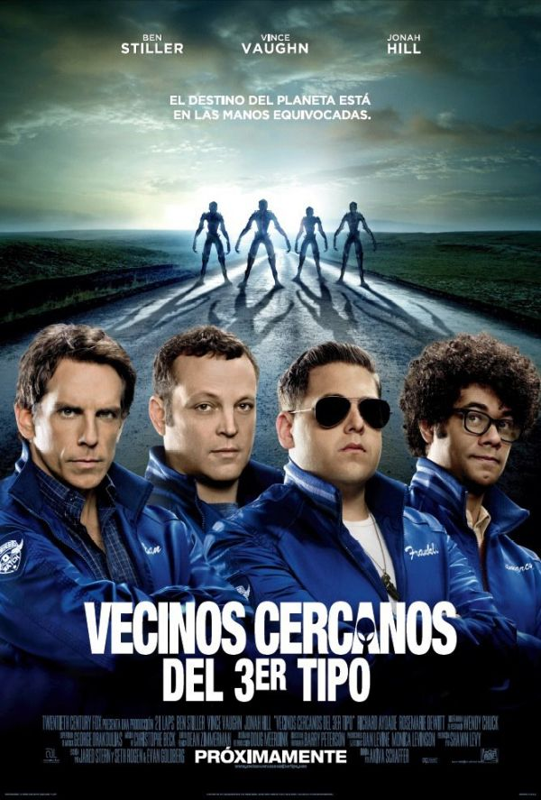 Premiere la cinema: Ben Stiller salveaza cartierul de extraterestri in comedia The Watch
