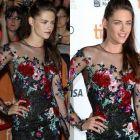 Kristen Stewart, zambitoare la prima aparitie pe covorul rosu dupa scandalul care i-a murdarit imaginea