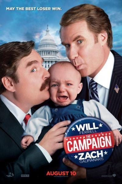 The Campaign: gogoasa cinematografica