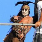 Tragedie sub ochii lui Johnny Depp in filmul de un sfert de miliard de $, The Lone Ranger: un membru al echipei a murit la filmari