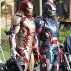 Robert Downey Jr. va controla o armata de oameni de otel. Vezi imagini noi din Iron Man 3