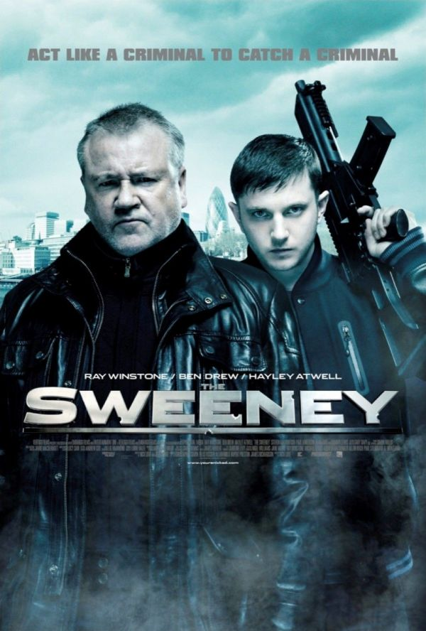 The Sweeney: macho cu accent britanic