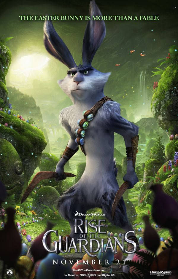 Rise of the Guardians: cand magia devine realitate
