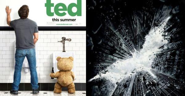 Top 10 greseli in cele mai de succes filme ale anului 2012
