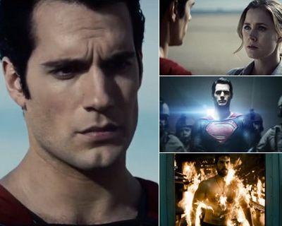 Man Of Steel: un trailer minunat si 5 secrete dezvaluite despre noul Superman, probabil cel mai mare film al verii viitoare