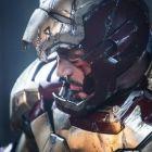 Iron Man 3: Robert Downey Jr, plin de sange in costumul celebrului super erou intr-o noua imagine din mega productia celor de la Marvel