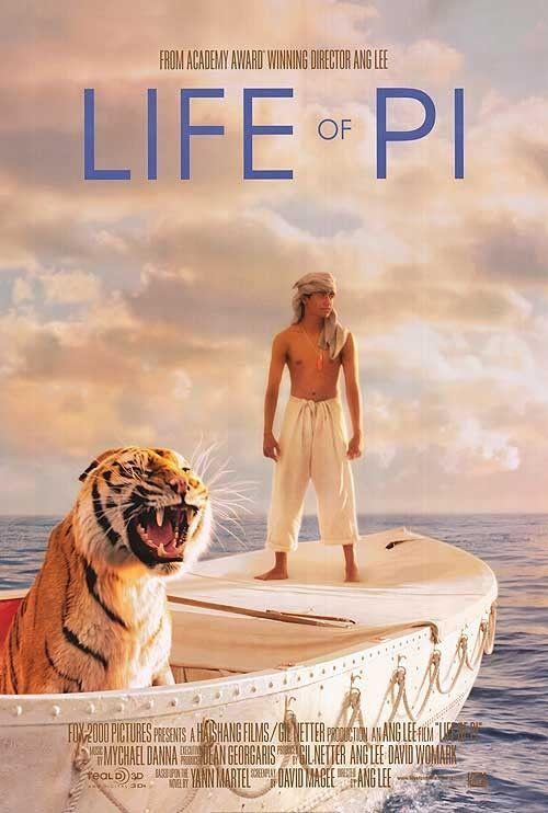 Life of Pi: cel mai frumos film al anului