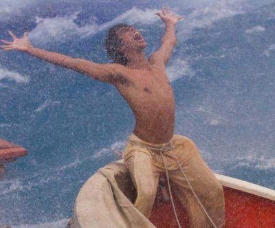 Life of Pi: chinurile realizarii in 3D a unei povesti imposibil de filmat si 1 milion de picaturi de apa folosite pentru cea mai complexa furtuna de pe marile ecrane