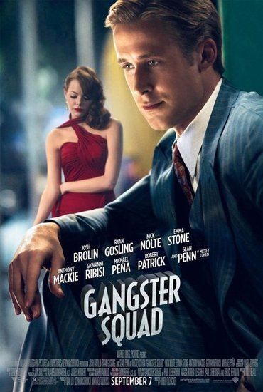 Gangster Squad: gangsteri geniali, film fara sclipire
