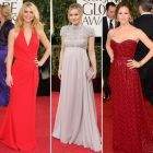 Globurile de Aur 2013: 65 de vedete care au atras atentia cu tinutele lor pe covorul rosu