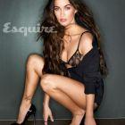 Megan Fox a pozat pe coperta revistei Esquire la 4 luni dupa nastere: Statutul de sex-simbol te lasa fara putere