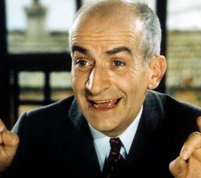 Louis de Funès: omul cu 40 de expresii faciale pe minut, cele mai bune momente cu o legenda a comediei franceze