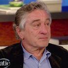 Lacrimi pentru Oscar: Robert De Niro a plans in direct, in timp ce promova filmul  Silver Linings Playbook