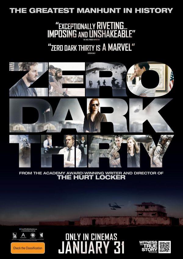 Zero Dark Thirty: cand l-ai vazut ultima data pe Osama bin Laden?