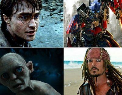 The Hobbit a intrat in clubul miliardarilor: cele mai profitabile 15 filme din istorie