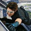 Mission: Impossible - Ghost Protocol. Tom Cruise n-a avut nicio teama in a escalada si a se arunca in gol de pe cea mai mare cladire din lume Burj Kalifa. Daca spectatorii au trait cu emotie momentul, Cruise a spus ca a trait cea mai incitanta experienta din viata lui.