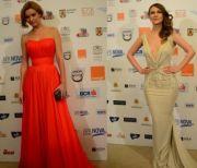 Adela Popescu si Diana Dumitrescu au facut senzatie la Gala Premiilor Gopo 2013. Cele mai frumoase imagini
