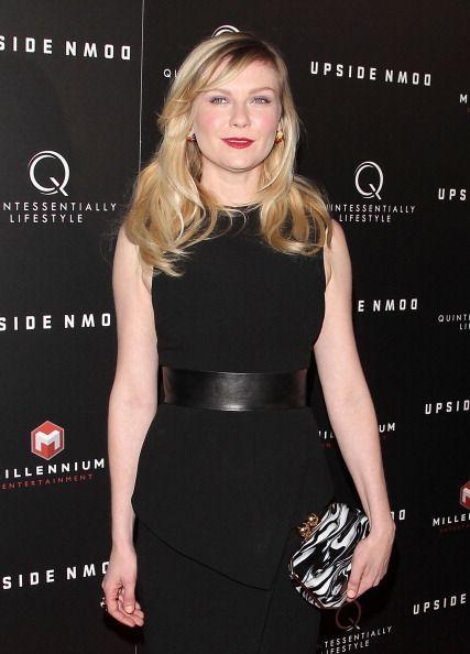 Kirsten Dunst, despre scena care a facut-o celebra la Hollywood: Sarutul cu Brad Pitt a fost dezgustator