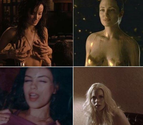10 scene nud care au fost false: ce actrite celebre au folosit dubluri pentru scenele explicite