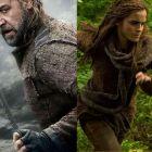 Primele imagini din super productia Noah: cum arata Russell Crowe, Emma Watson si Anthony Hopkins in filmul biblic regizat de Darren Aronofsky
