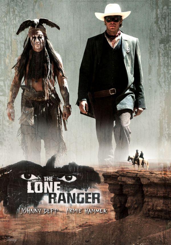 The Lone Ranger: umbra lui Jack Sparrow in Vestul Salbatic