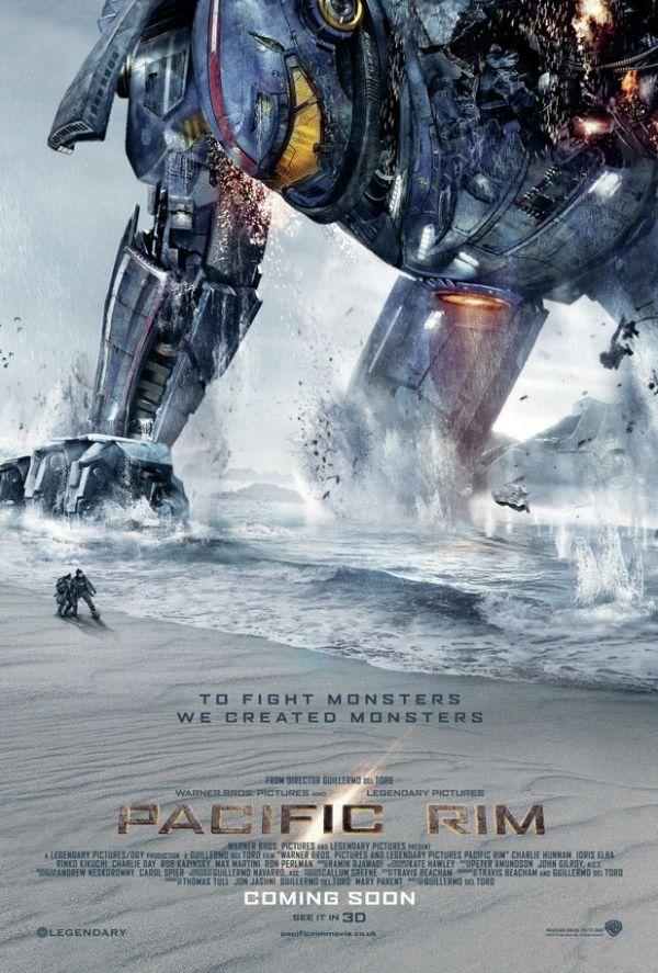 Pacific Rim: Godzilla versus Transformers