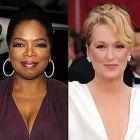 Oprah si Meryl Streep, in cursa pentru Oscar in 2014? Cele doua staruri se vor lupta la categoria cea mai buna actrita in rol secundar