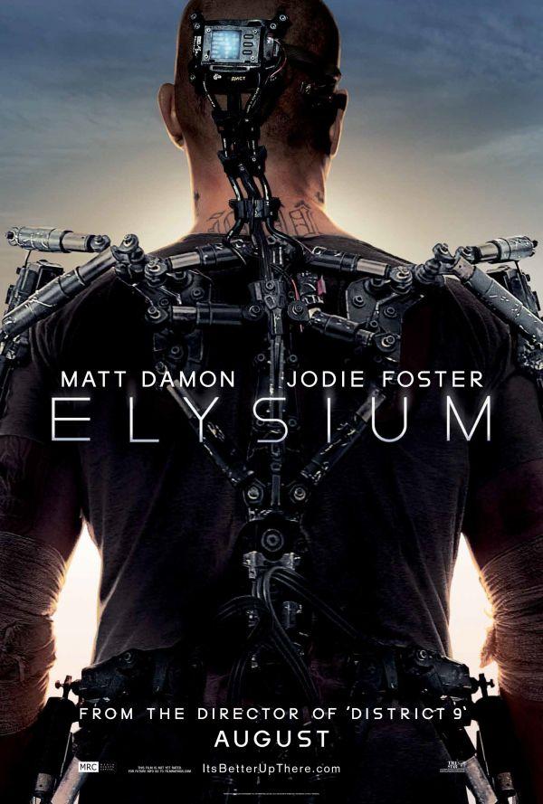 Elysium: un science-fiction inteligent