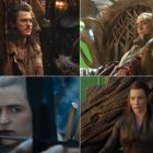The Hobbit: The Desolation of Smaug: confruntarea legendara dintre Bilbo Baggins si dragonul Smaug in noul trailer, vezi imaginile spectaculoase