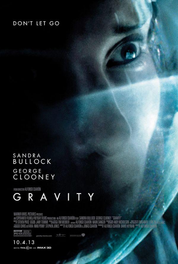Gravity: pierdut printre stele