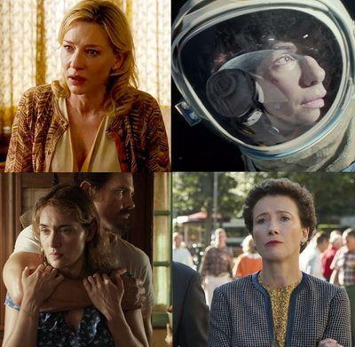Premiile Oscar: 15 actrite favorite la Oscar pentru cea mai buna interpretare in rol principal