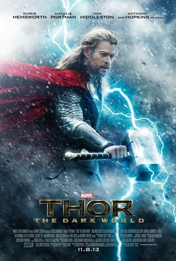 Premiere la cinema: Thor: The Dark World, zeul din Asgard revine pe Pamant intr-un blockbuster spectaculos
