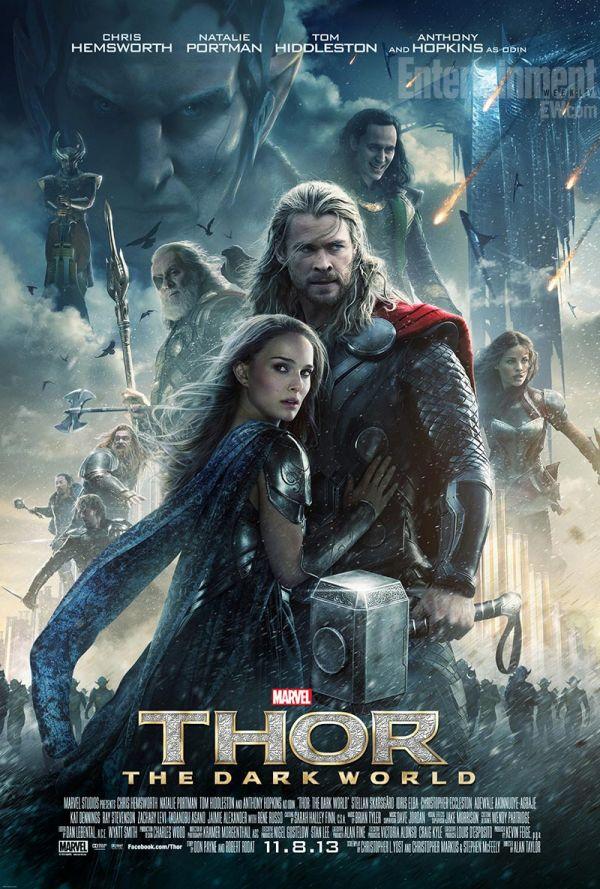 Thor: The Dark World: spectacol in Asgard