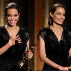 Angelina Jolie a fost recompensata cu un Oscar onorific: actrita a oferit unul dintre cele mai emotionante momente din industrie in acest an